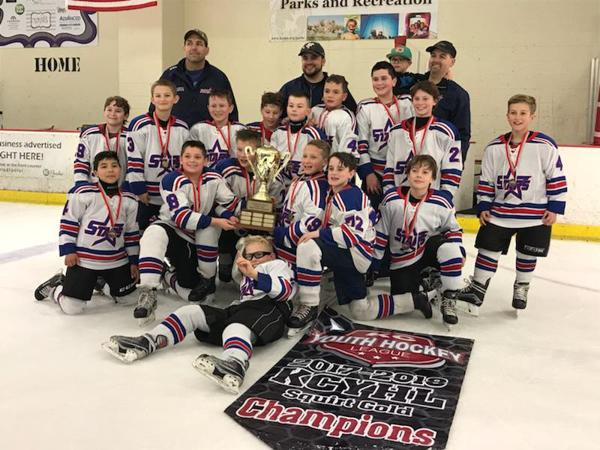 squirt gold champs 2018